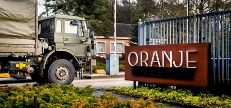 Zestig leerlingen Luchtmobiele Brigade in quarantaine
