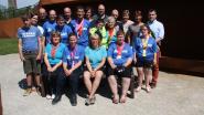 Gemeente huldigt deelnemers Special Olympics van de Vleugels