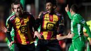 VIDEO. KV Mechelen geeft dubbele voorsprong tegen tienkoppig Lommel bijna uit handen, maar wint wel na controversiële treffer in het slot