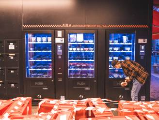 De bizarste automaten in Gent: van een praline-automaat tot een cadeautjesmachine