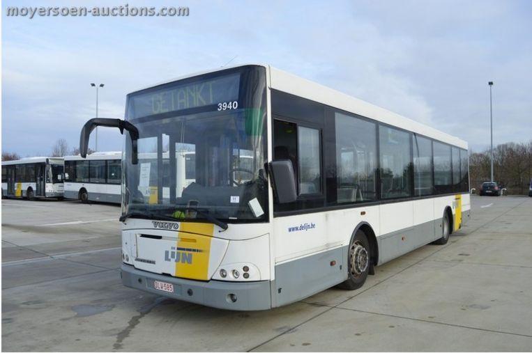 Bussen van De Lijn zullen dankzij nieuwe bushalte vlotter kunnen vertrekken