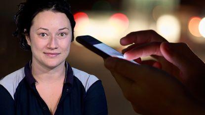 Jacqueline (31) stuurt date maar liefst 65.000 berichtjes na eerste afspraakje. En het wordt nog erger