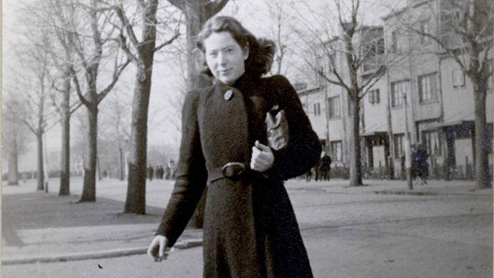 Hannie Schaft.
