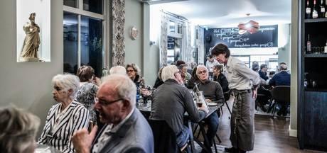 Hemelse afsluiting op tafel bij Thoen & Thans in Oud-Zevenaar