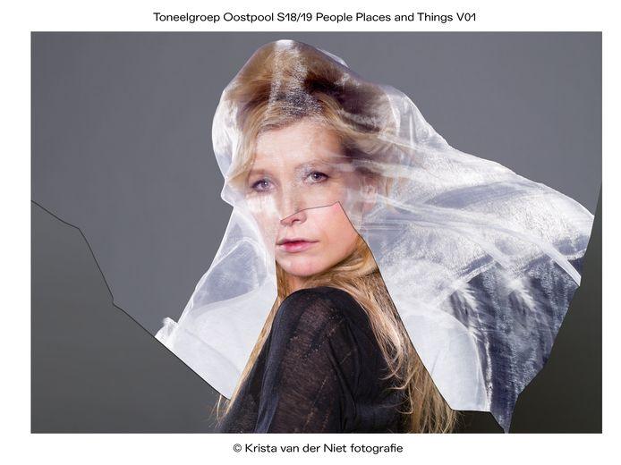Hannah Hoekstra als Emma in People, Places & Things.