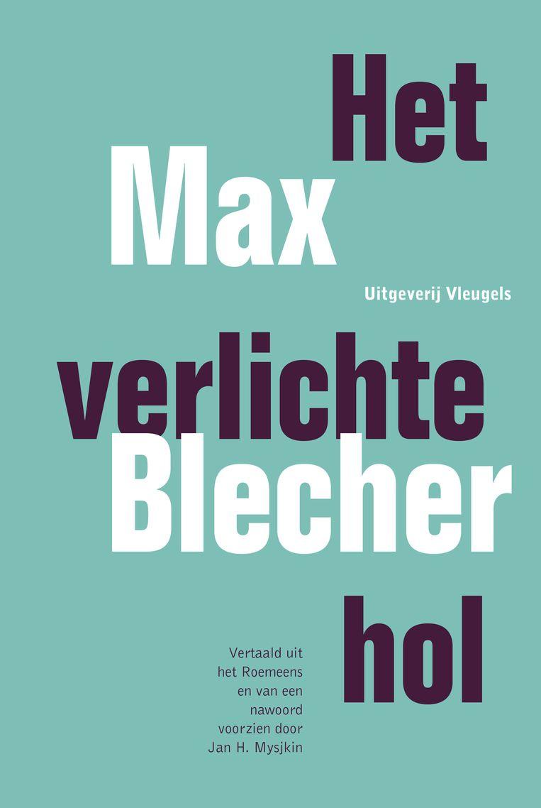 Het verlichte hol van Max Blecher Beeld