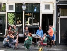Het leven is terug in de Nijmeegse binnenstad nu terrassen weer open zijn