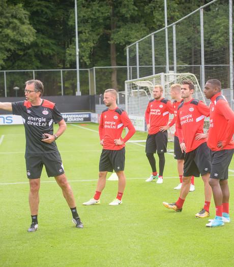 Groot contrast bij PSV en Feyenoord in aanloop naar topper