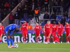 Nouvelle gifle en C1 et pas d'Europa League pour Genk