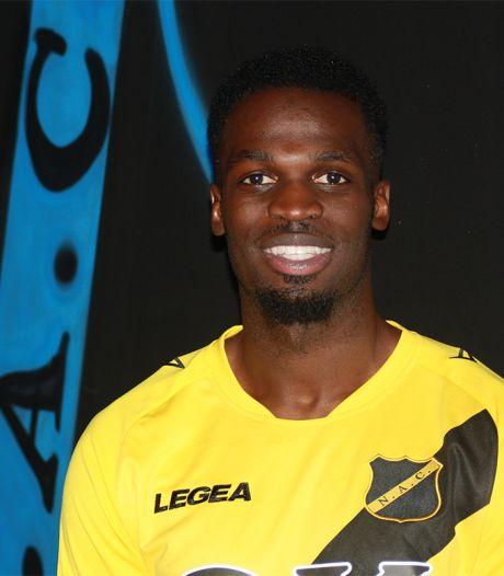 Beniner international Adiléhou voor twee jaar naar NAC
