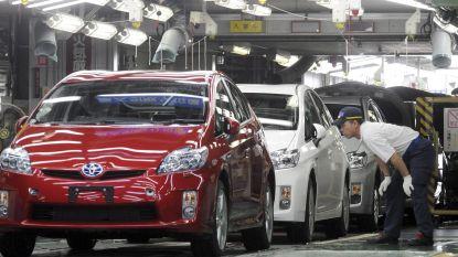 Toyota roep wereldwijd ruim 2,4 miljoen hybride wagens terug: 13.000 in België