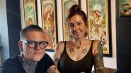 """Nieuwe stek voor internationaal gerenommeerde tattooshop Arthouse The Liner: """"Klanten komen zelfs vanuit de VS voor Dagmars ornamentale tattoostijl"""""""