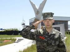 Son Heung-min démobilisé avec les honneurs des Marines en Corée du Sud
