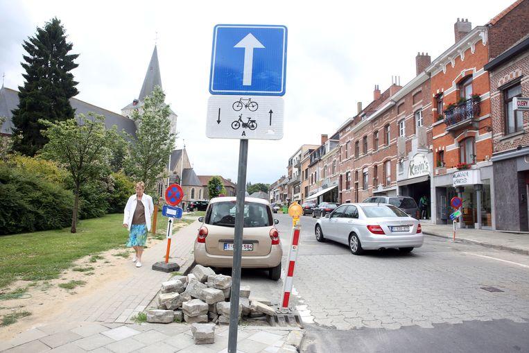 Het centrum van Dilbeek wordt binnenkort een zone 30.