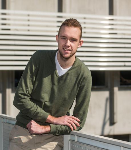 Drunense student Tim Mimpen wint scriptieprijs