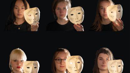 Zes jonge kunstenaars presenteren 'Me, my phone and I': een eigen voorstelling rond de impact van sociale media