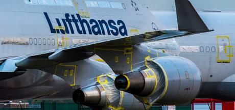 Lufthansa gunt kijkje in de cockpit bij vlucht Jumbojet naar Enschede