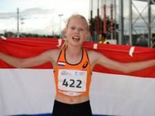 Voetbalinternational van 16 uit Arnhem kiest voor atletiek (en is heel goed)