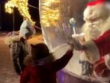 Zoo in Denemarken nodigt kerstman uit in glazen bubbel