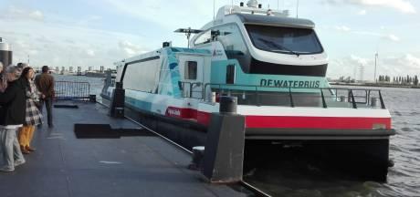 Proef: met de watertaxi van Harderwijk maar Zeewolde