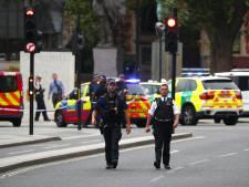 Man die fietsers aanreed bij Brits parlement verdacht van terreurdaad