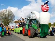 Achterveld last carnavalsoptocht af vanwege harde wind