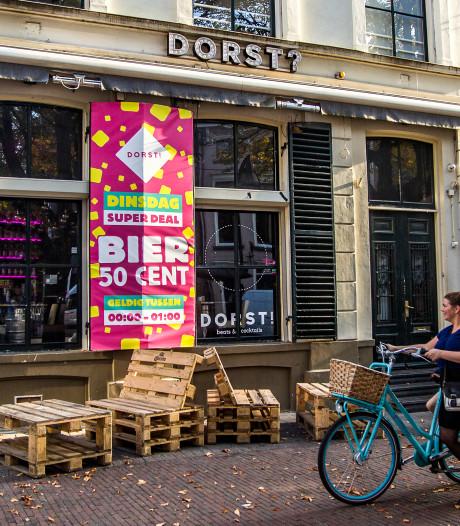 Gemist? Gevallen vastgoedbaas uit Gorssel opgepakt en 50 cent voor een biertje in Deventer
