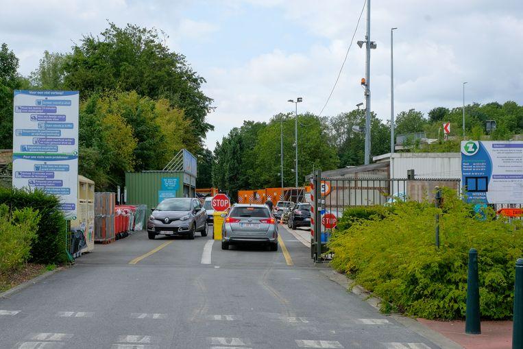 Het recyclagepark van Kraainem sluit maandag voor enkele maanden de deuren.