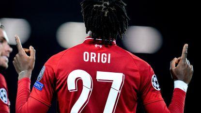 Liverpool wil Divock Origi met nieuw contractvoorstel belonen na zijn stunt