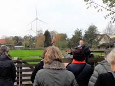 Raadsleden onder de indruk na windexcursie: 'Molens hebben meer impact dan gedacht'
