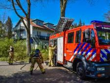 Hotel in Heelsum tijdelijk ontruimd vanwege brand