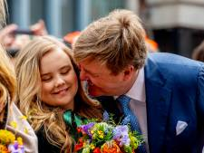 Slingers in paleis Huis ten Bosch: prinses Ariane (13) is jarig
