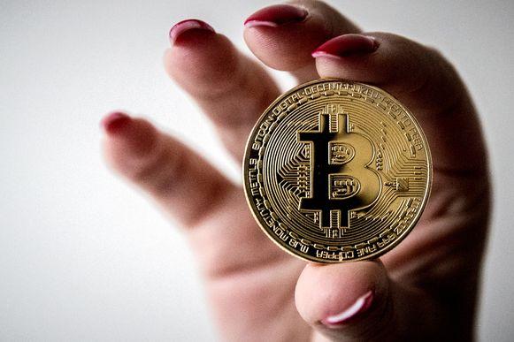 De bitcoin, de virtuele munt bij uitstek.