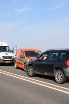 Zeelandbrug weer open voor verkeer na ongeval