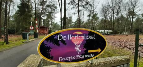 Meer tijd voor vaste bewoners camping in Beekbergen, maar vertrekken moeten ze