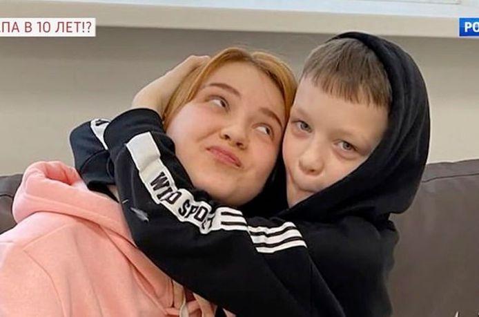 Daria et Ivan sont très amoureux