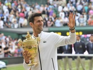 Wimbledon-winnaar Djokovic blijft ruim op kop in ATP-ranking, Goffin staat weer in top 20 - Barty behoudt eerste plaats bij de dames