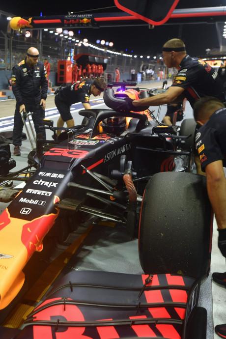 Verstappen en Hamilton ruim voor concurrentie in tweede training