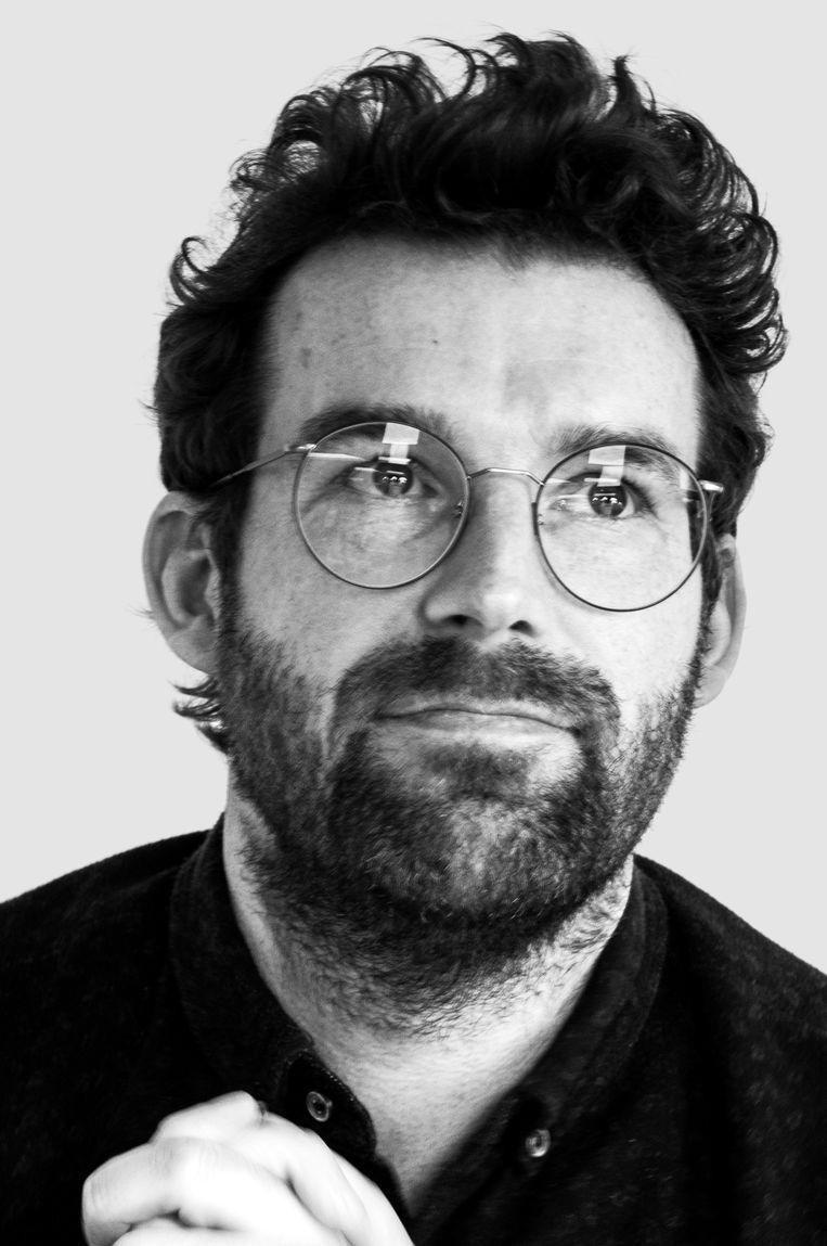 Thomas van Neerbos. Directeur van de European Press Prize. Beeld