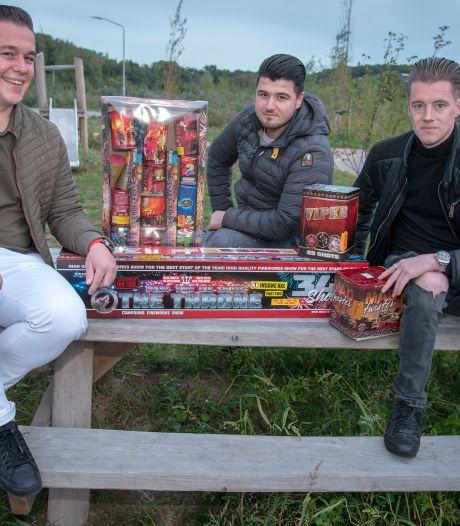 Petitie om vuurwerkverbod in Heumen van tafel te krijgen: 'We zijn vuurwerkliefhebbers'