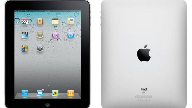 De iPad 1 wordt nog dit jaar opgevolgd door de iPad 2 waar meer mogelijk mee is © Apple Beeld