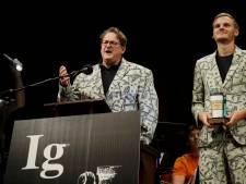Nederlander wint pseudo-Nobelprijs voor onderzoek naar 'vies geld'