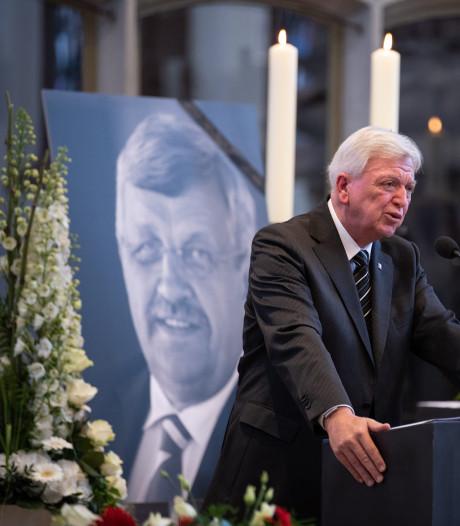Rechts-extremistische verdachte bekent moord op Duitse politicus