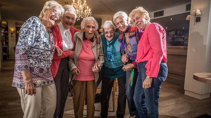 Zes zussen zijn samen 500 jaar