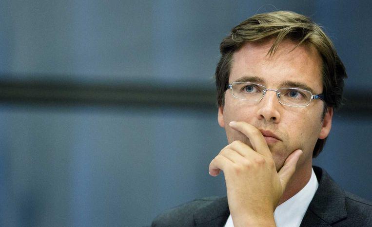 D66-Kamerlid Sjoerd Sjoerdsma Beeld anp