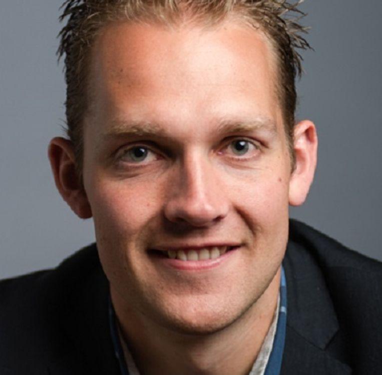 Thijs Nielen, orthopedagoog. Beeld
