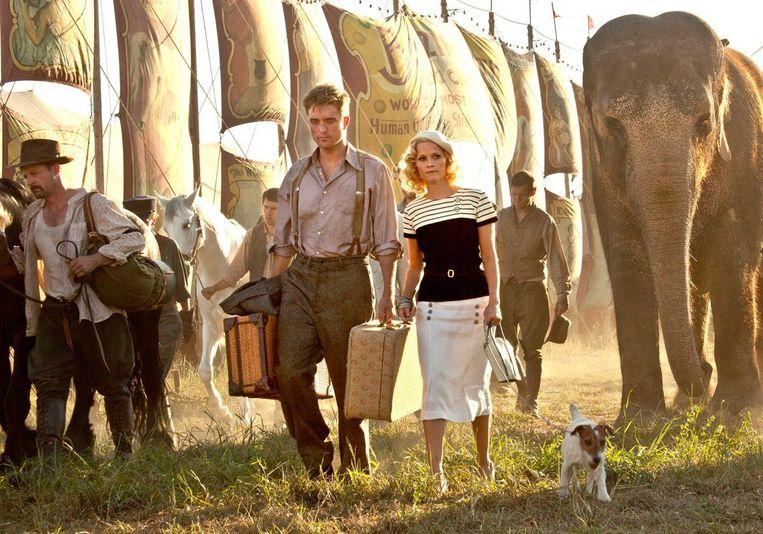 De film Water for elephants speelt aan cc De Zwaan.