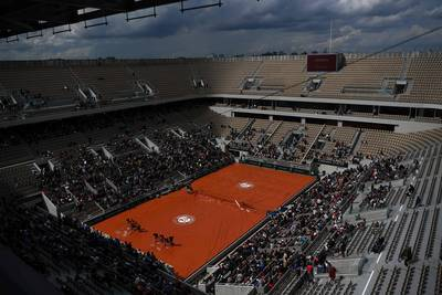 Complete loting Roland Garros