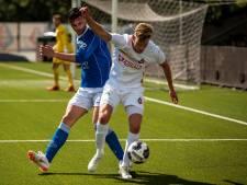 Jordie van der Laan aast bij Telstar op zijn eerste goal als prof