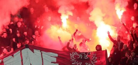 Vooronderzoek KNVB naar vuurwerk GA Eagles in wedstrijd met NAC